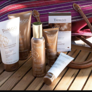 Gamme Thalgo Solaire